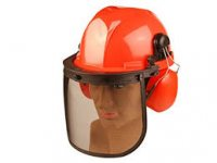 FORESTRY KIT • Includes Helmet, Meshed Visor and Clip on Ear Defenders £19