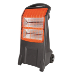 0909 - Red Rad Radiant Heater